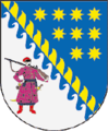 99px Small Coat of Arms of Dnipropetrovsk Oblast